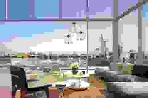 Xu hướng chọn căn hộ kiểu mẫu cho người dân đô thị mới