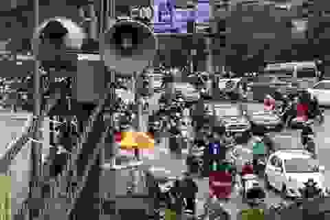 Hà Nội: Mỗi phường giữ lại 5-10 loa phường