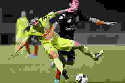 Đánh bại Long An, Hà Nội FC soán ngôi đầu bảng của Thanh Hoá