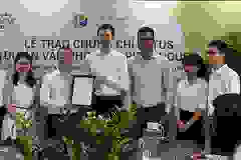 Capital House nhận chứng chỉ LOTUS cho dự án văn phòng Xanh