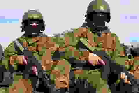 Lực lượng đặc nhiệm Nga được triển khai đến nam Syria
