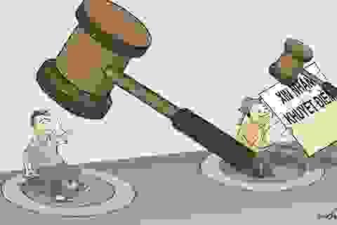 """Lại """"lệ cho quan - luật cho dân"""" & """"biểu giá tù"""" ở Đồng Nai"""