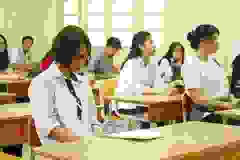 Điểm chuẩn đại học tăng, có ngành thí sinh phải đạt 28 điểm mới đỗ