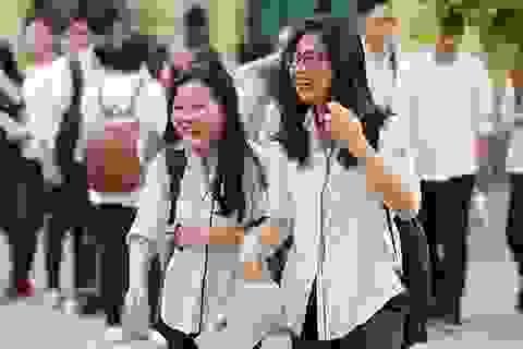 Môn Ngữ văn - Đề thi và đáp án chính thức THPT quốc gia 2017
