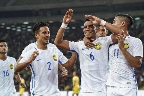 Thắng nhàn nhã Lào, U22 Malaysia giành ngôi đầu bảng A SEA Games 29
