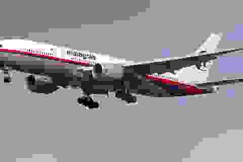 Chiến dịch tìm kiếm máy bay mất tích MH370 kết thúc