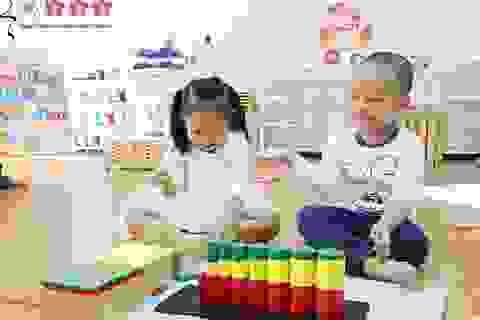 Điều gì khiến phụ huynh tin yêu phương pháp giáo dục Montessori?