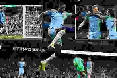 Thắng dễ trước West Brom, Man City giành vị trí thứ ba