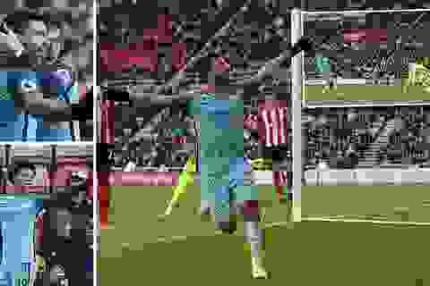 Thắng Sunderland, Man City đòi lại vị trí thứ ba
