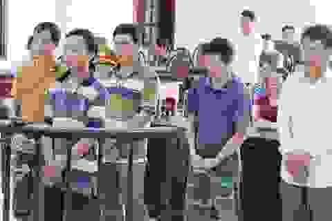 5 người liều lĩnh vận chuyển quả bom hơn 300kg đi bán hầu tòa