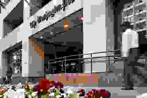 Washington Post cấm nhân viên dùng mạng xã hội trong giờ làm việc