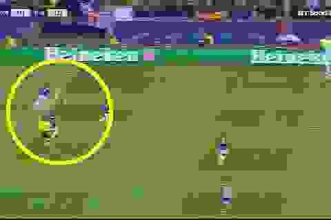 """HLV Leicester City """"nổi điên"""" vì quyết định oan nghiệt"""