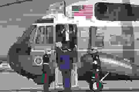 """""""Phòng bầu dục trên không trung"""" của Tổng thống Mỹ"""