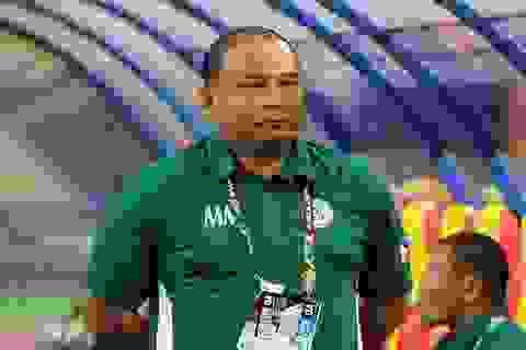 HLV Philippines tuyên bố sẽ có 3 điểm trước U22 Việt Nam