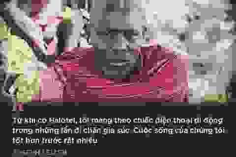 Công ty Việt thay đổi cuộc sống bộ lạc nổi tiếng châu Phi
