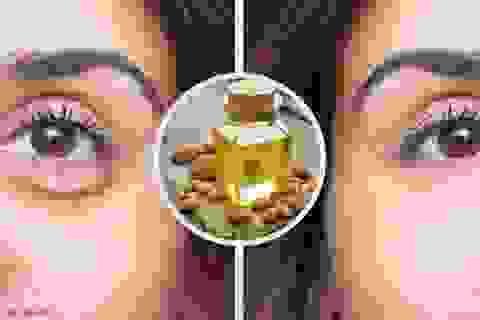 4 mặt nạ giảm thâm quầng mắt