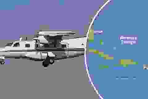 """""""Tam giác quỷ"""" Bermuda vừa nuốt chửng máy bay dân sự?"""