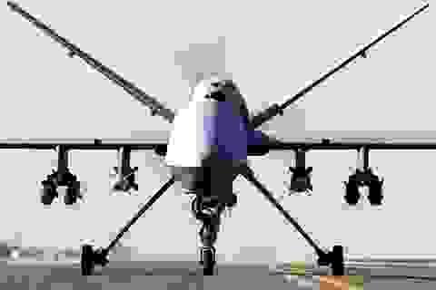 Máy bay Anh phóng tên lửa cứu con tin sắp bị IS hành quyết