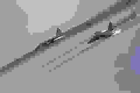 Nga không kích tiêu diệt 80 tay súng IS ở Syria