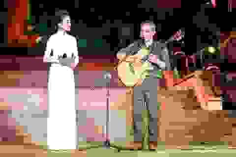 MC Phí Linh và những câu chuyện cảm động từ nghĩa trang Trường Sơn