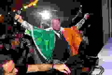 McGregor tổ chức tiệc ăn mừng hoành tráng dù thất bại trước Mayweather