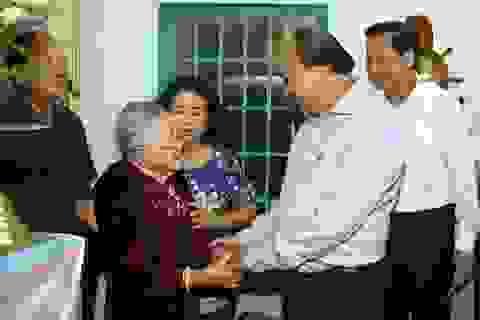 Thủ tướng Chính phủ tới thăm và tặng quà thương binh tại Bà Rịa Vũng Tàu