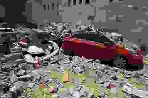Động đất rung chuyển Mexico, hơn 134 người chết