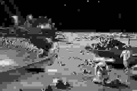Tỷ phú 'đào mỏ' Mặt Trăng nhằm kiếm hàng nghìn tỷ USD