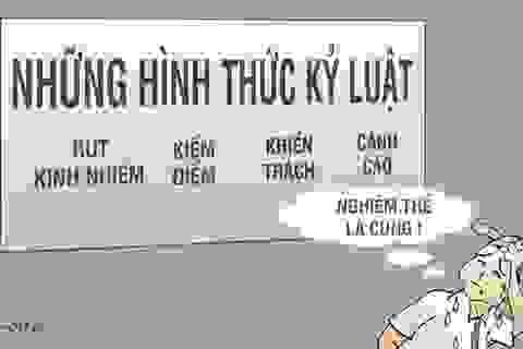 """Vụ """"hot girl"""" Thanh Hóa – """"Thế thôi à"""" hay """"vậy cơ á?"""""""