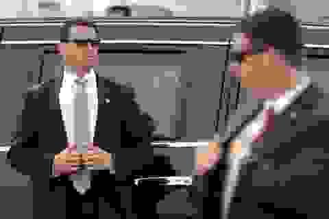 """""""Thâm cung bí sử"""" của Mật vụ bảo vệ Tổng thống Mỹ"""