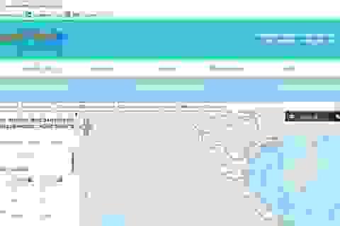 Lập bản đồ cứu trợ thiên tai cho miền Trung