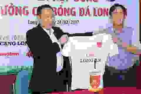 HLV Minh Phương muốn đội Long An chơi như thời Calisto