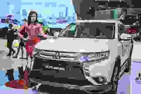 Mitsubishi luôn sẵn sàng cho hành trình mới