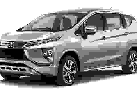 Mitsubishi giới thiệu mẫu xe đa dụng Expander hoàn toàn mới