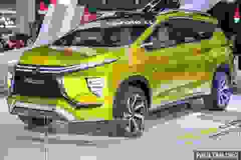 Mitsubishi XM Concept chuẩn bị gia nhập phân khúc xe đa dụng