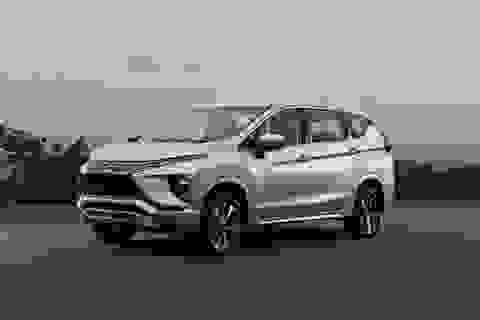 Mitsubishi Xpander chính thức trình làng, giá từ 320 triệu đồng