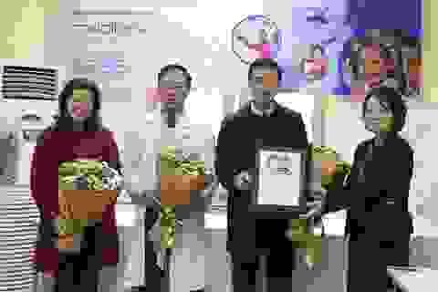 Hàng trăm trẻ được kiến tạo nụ cười từ nguồn tài trợ của MobiFone