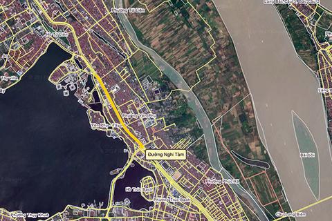 Hà Nội: Đề xuất hạ cốt đê sông Hồng xuống 12,4m
