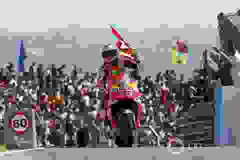 Chặng 14 MotoGP 2017: Chiến thắng tuyệt đối của Repsol Honda