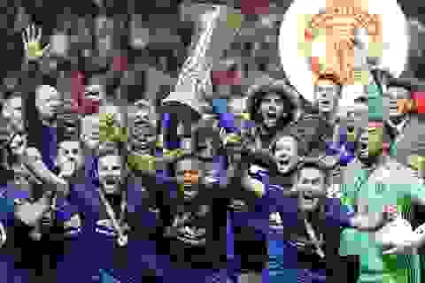 Vượt qua Ajax, MU vô địch Europa League