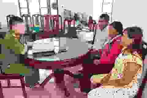 Gian nan cuộc chiến chống mua bán người ở huyện biên giới Kỳ Sơn