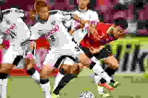 Đại diện Thái Lan thua đau tại vòng knock-out AFC Champions League
