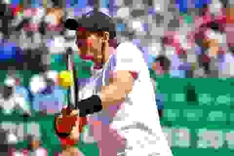 Monte Carlo: Murray, Wawrinka sớm thành khán giả