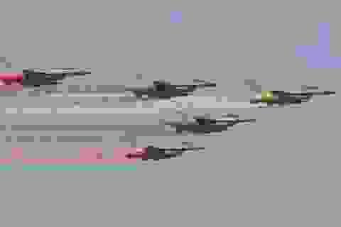 """""""Điểm mặt"""" 230 máy bay Mỹ - Hàn tập trận rầm rộ sát Triều Tiên"""