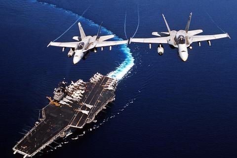 Tương quan sức mạnh quân sự Mỹ - Nga - Trung