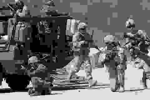 Mỹ bắt giữ binh sĩ thề trung thành với IS