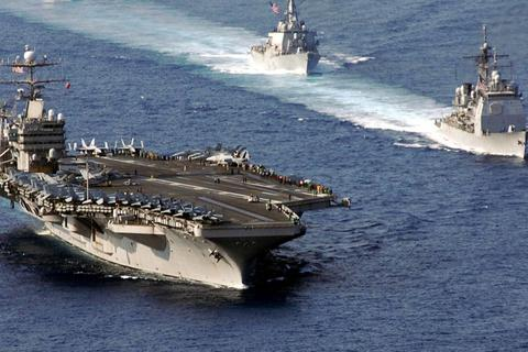 Mỹ phái tàu sân bay hỗ trợ Florida sau siêu bão Irma