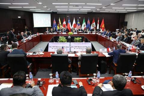 """Báo chí quốc tế đưa tin về """"đồng thuận nguyên tắc"""" của Bộ trưởng TPP-11"""