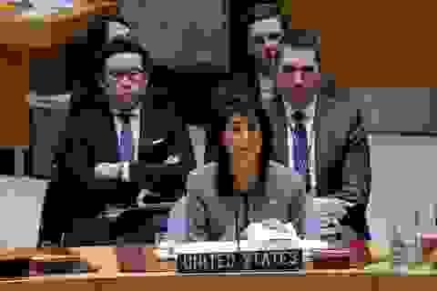 """Mỹ dọa """"phá hủy hoàn toàn"""" Triều Tiên sau vụ thử ICBM"""