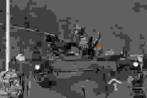Cận cảnh tập trận phá hủy vũ khí Triều Tiên của quân đội Mỹ - Hàn